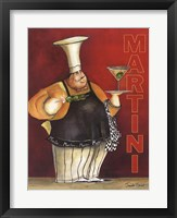 Martini For You Framed Print
