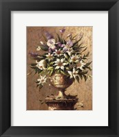 Floral Expressions ll Framed Print