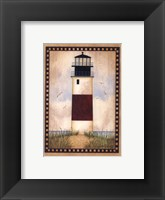 Sankaty Framed Print
