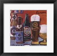 Beer Ale II Framed Print