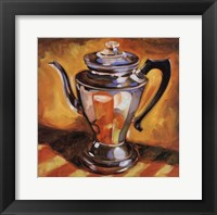 Framed Tea Pot II