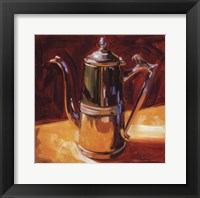 Framed Tea Pot IV