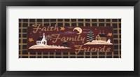Framed Happy Holiday