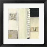 Sans Titre II Framed Print