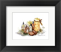 Scent Of Chamomile Framed Print