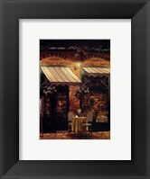 Evening Of Romance Framed Print