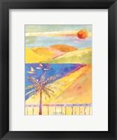 Aux Tropiques II Framed Print