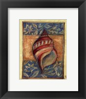 Coastal Blues II Framed Print