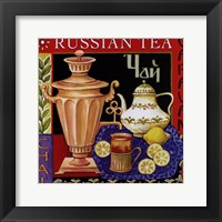 Framed Russian Tea