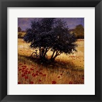 Under The Tree Framed Print