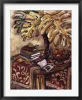 Harvest Still Life Framed Print