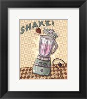 Framed Nifty Fifties - Shake