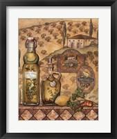Flavors Of Tuscany II Framed Print