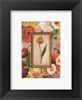 Sweet Romance IV - Petite Framed Print