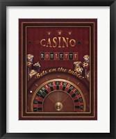 Framed Roulette