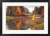 Calm Waters II Framed Print