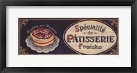 Framed Patisserie