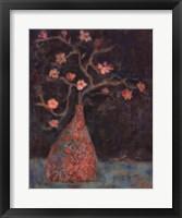 Framed Jade Cherry