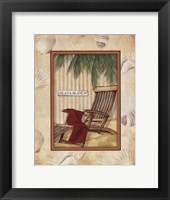 Parasol Club II Framed Print