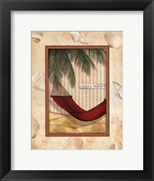 Parasol Club III Framed Print