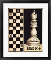 Framed Classic Bishop