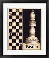Classic Bishop Framed Print