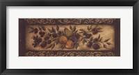 Framed Opulent Garland II