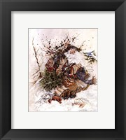 Framed Woodland Wayfarer