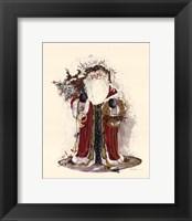 Framed Olde English Gentleman