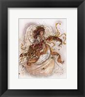 Framed Angel Of Faith