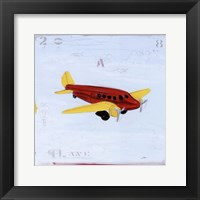 Framed Plane