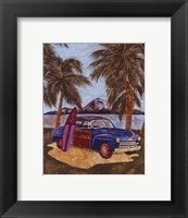 Framed Surfin' Safari ll