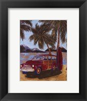 Framed Surfin' Safari l