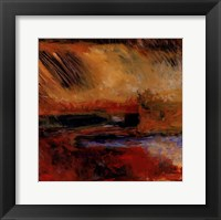 Belvedere I Framed Print
