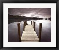 Framed Derwent Water