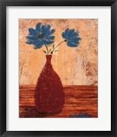 Modern Vases II Framed Print