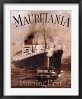 Framed Mauretania