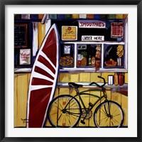 Framed Surf Shack