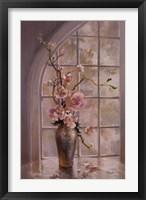 Framed Magnolia Arch I