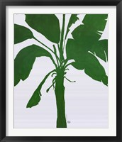 Framed Silhouette Of Palm 2