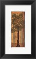 Paradise Lane II Framed Print