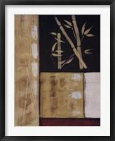 Framed Bamboo II