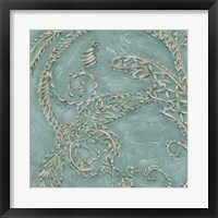 Tiffany Lace IV Framed Print