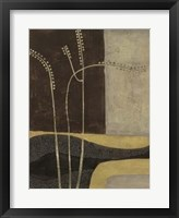 Riverbank I Framed Print