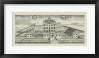 View Of Grandeur I Framed Print