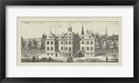 View Of Grandeur III Framed Print