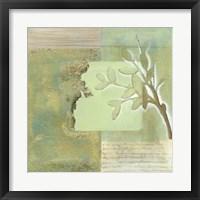 Spring Memento II Framed Print