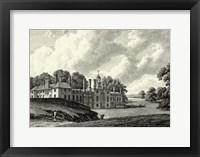 Framed Moat In Kent