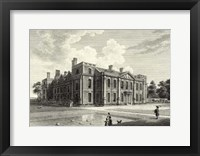 Framed Hill Hall In Essex