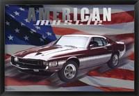 Framed Gt-350 - American Muscle (Mural)